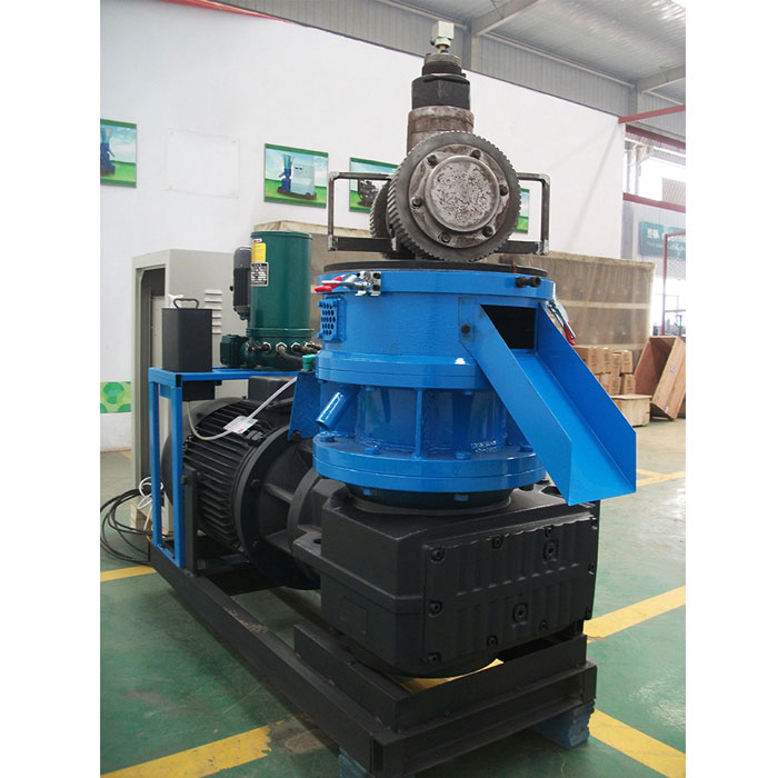 Gemco biomass pellet mill model zlsp for sale