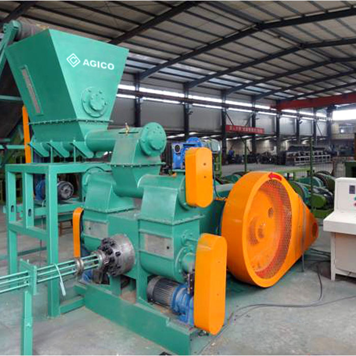 biomass briquettes maker