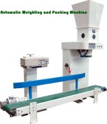 Automated Your Pellet Weighting and Packing System