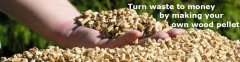 How To Make Your Own Wood Pellets – Small Pellet Mill And Pellet Plant
