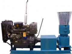 Comparison of Diesel Pellet Mill, Electric Pellet Mill, PTO Pellet Mill and Gasoline Pellet Mill