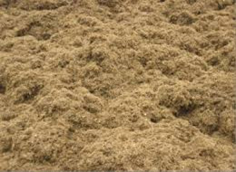 efb palm fiber powdery