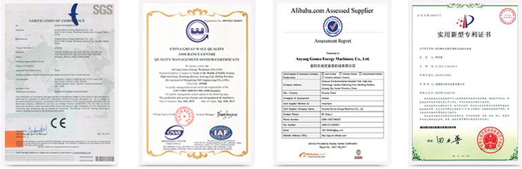GEMCO certifications