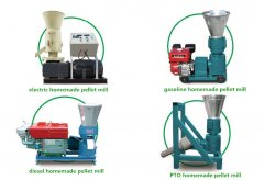Homemade pellet mill purchasing guide