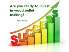 Ready to invest in wood pellet manufacturing